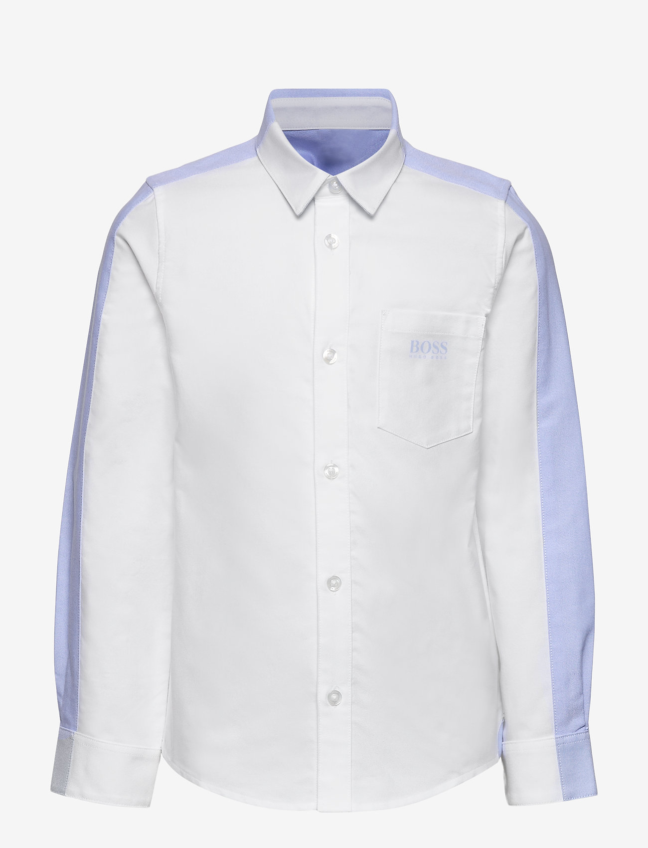 BOSS - LONG SLEEVED SHIRT - overhemden - white - 0