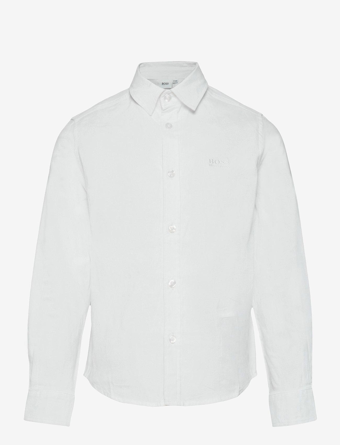 BOSS - SHIRT - shirts - white - 0