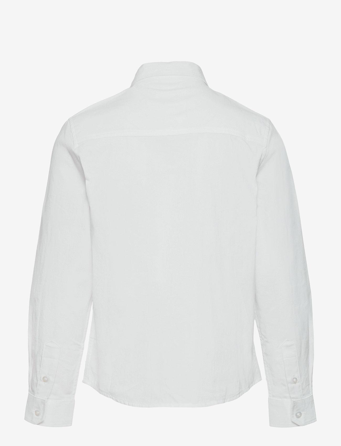 BOSS - SHIRT - shirts - white - 1