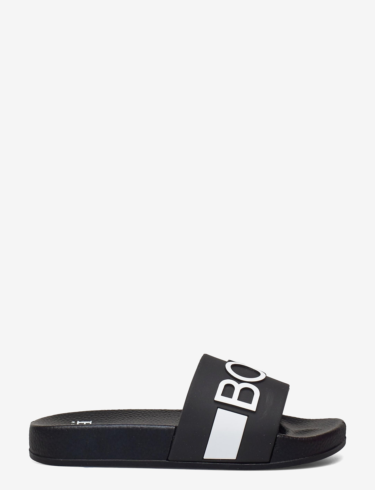 BOSS - SANDALS - hausschuhe - black - 1