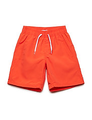 SWIM SHORTS - POPPY