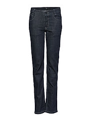 DENIM TROUSERS - RINSE WASH