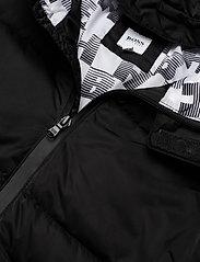 BOSS - PUFFER JACKET - puffer & padded - black - 3