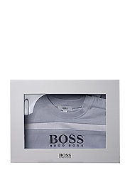 BOSS - T-SHIRT+SHORTS - short-sleeved - pale blue - 2