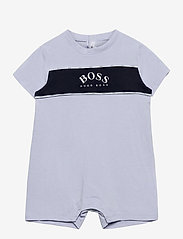 BOSS - SHORT ALL IN ONE - kurzärmelig - pale blue - 0