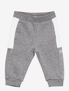 JOGGING BOTTOMS - spodnie - grey marl medium