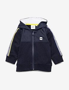 CARDIGAN SUIT - hoodies - navy