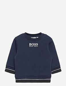 SWEATSHIRT - langærmede t-shirts - navy