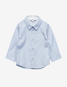 SHIRT - shirts - pale blue