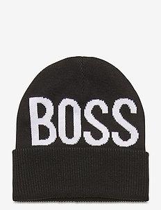 PULL ON HAT - kapelusze - black