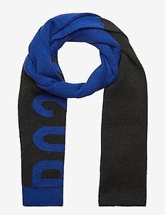 SCARF - winterkleding - electric blue