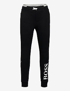 JOGGING BOTTOMS - verryttelyhousut - black