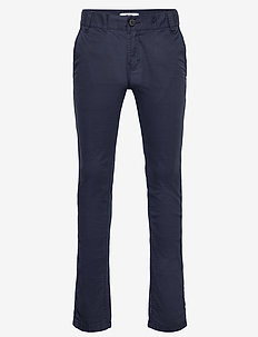TROUSERS - kleidung - navy