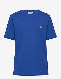 SHORT SLEEVES TEE-SHIRT - BLUE
