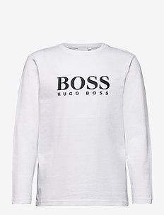 LONG SLEEVE T-SHIRT - langærmede t-shirts - white