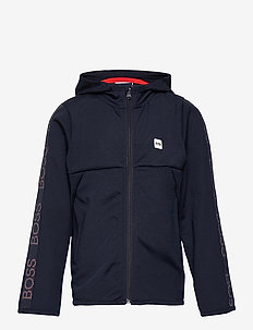 CARDIGAN SUIT - sweatshirts - navy
