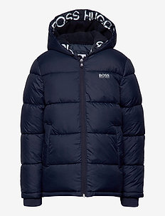 PUFFER JACKET - puffer & padded - navy
