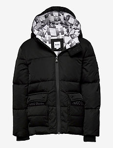 PUFFER JACKET - puffer & padded - black