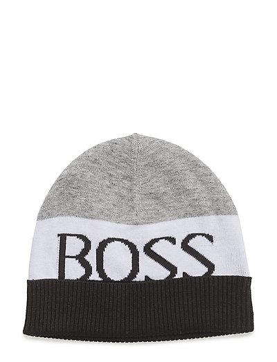 PULL ON HAT - BLACK