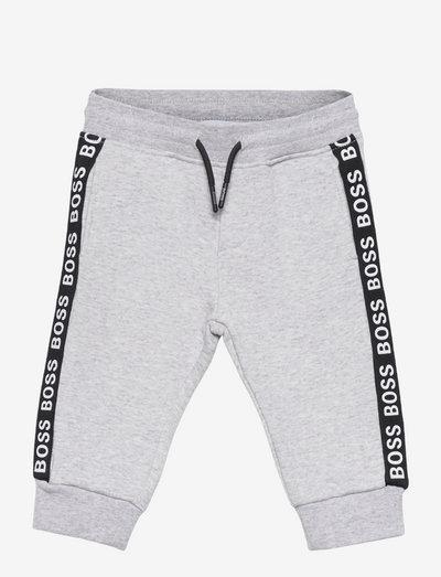 JOGGING BOTTOMS - sweatpants - chine grey