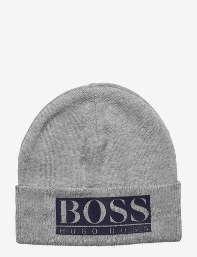 PULL ON HAT - beanie - chine grey