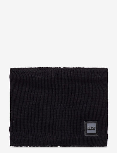 SNOOD - tube scarves - black