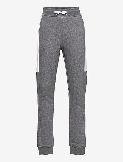 JOGGING BOTTOMS - sweatpants - grey marl medium