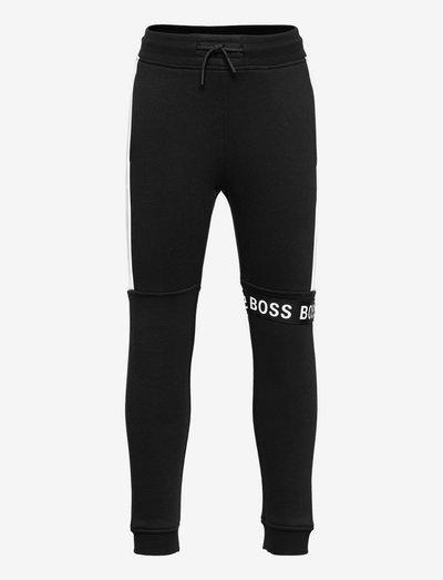JOGGING BOTTOMS - sweatpants - black