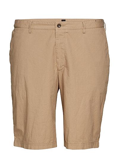 HUGO BOSS B-Claydon-1 Shorts Chinos Shorts Beige BOSS GREEN BIG & TALL