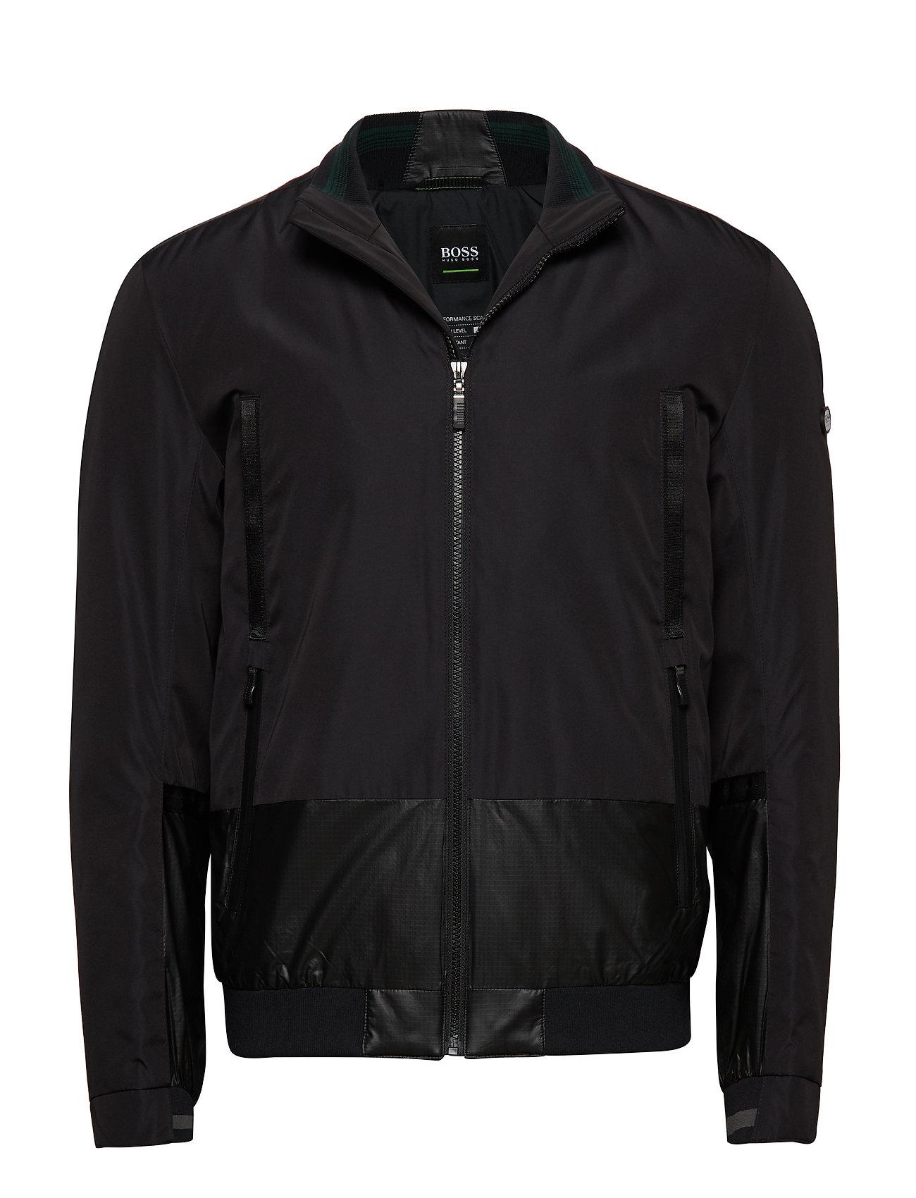 HUGO BOSS Jonn Outerwear Sport Jackets Schwarz BOSS ATHLEISURE WEAR