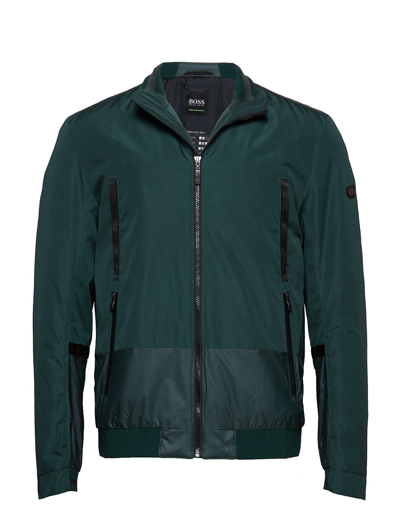 HUGO BOSS Jonn Outerwear Sport Jackets Grün BOSS ATHLEISURE WEAR