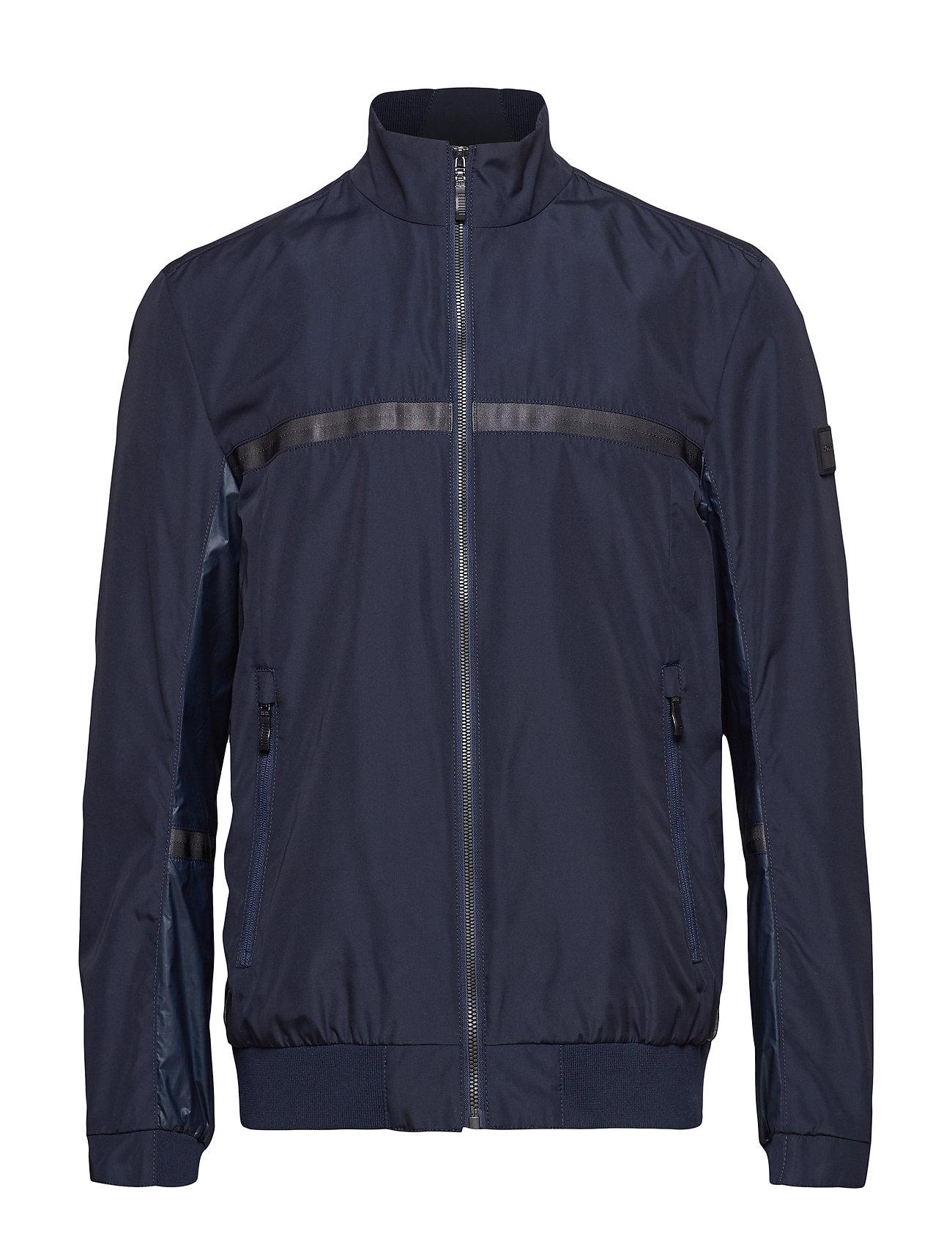 HUGO BOSS J_keating Outerwear Sport Jackets Blau BOSS ATHLEISURE WEAR