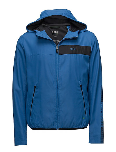 HUGO BOSS Jeltech 1 Outerwear Sport Jackets Blau BOSS ATHLEISURE WEAR