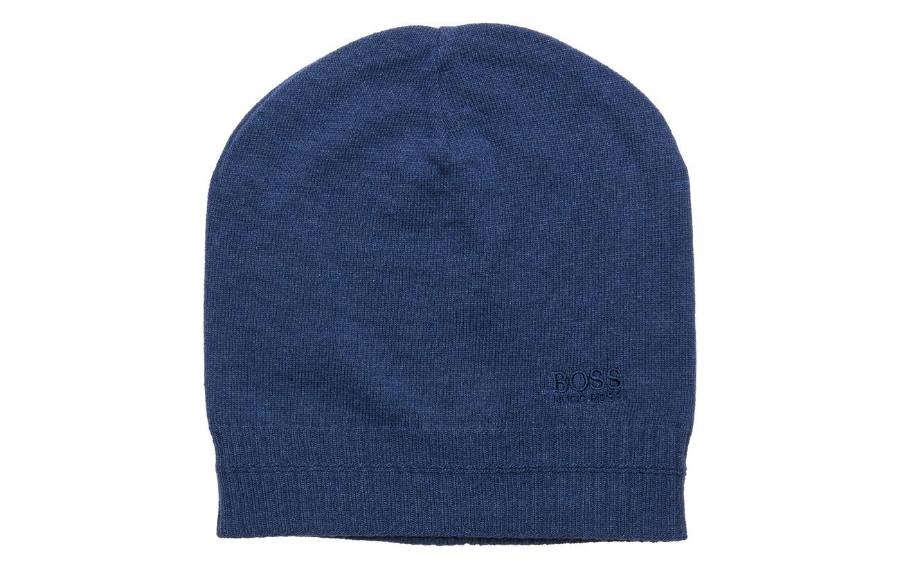 BOSS Athleisure Beanie_Basic - OPEN BLUE