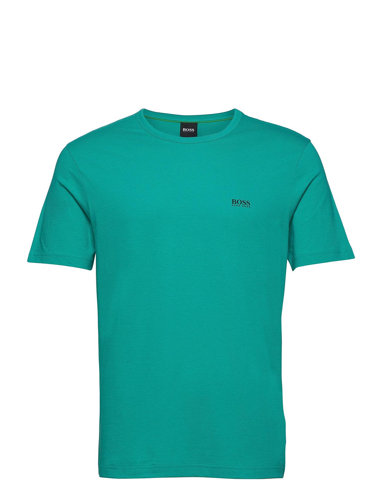 Image of Tee T-shirt Grøn BOSS (3470938807)