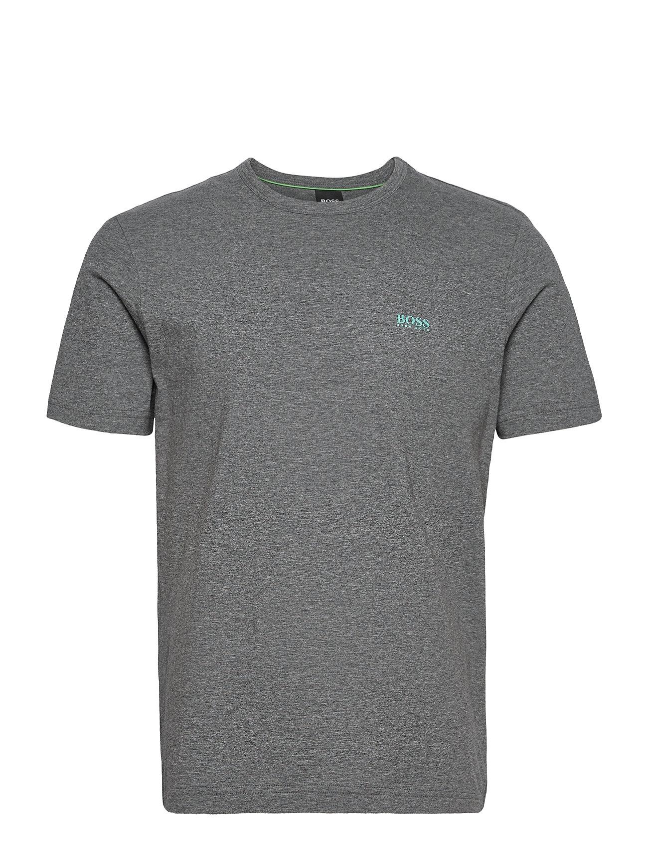 Image of Tee T-shirt Grå BOSS (3470938805)