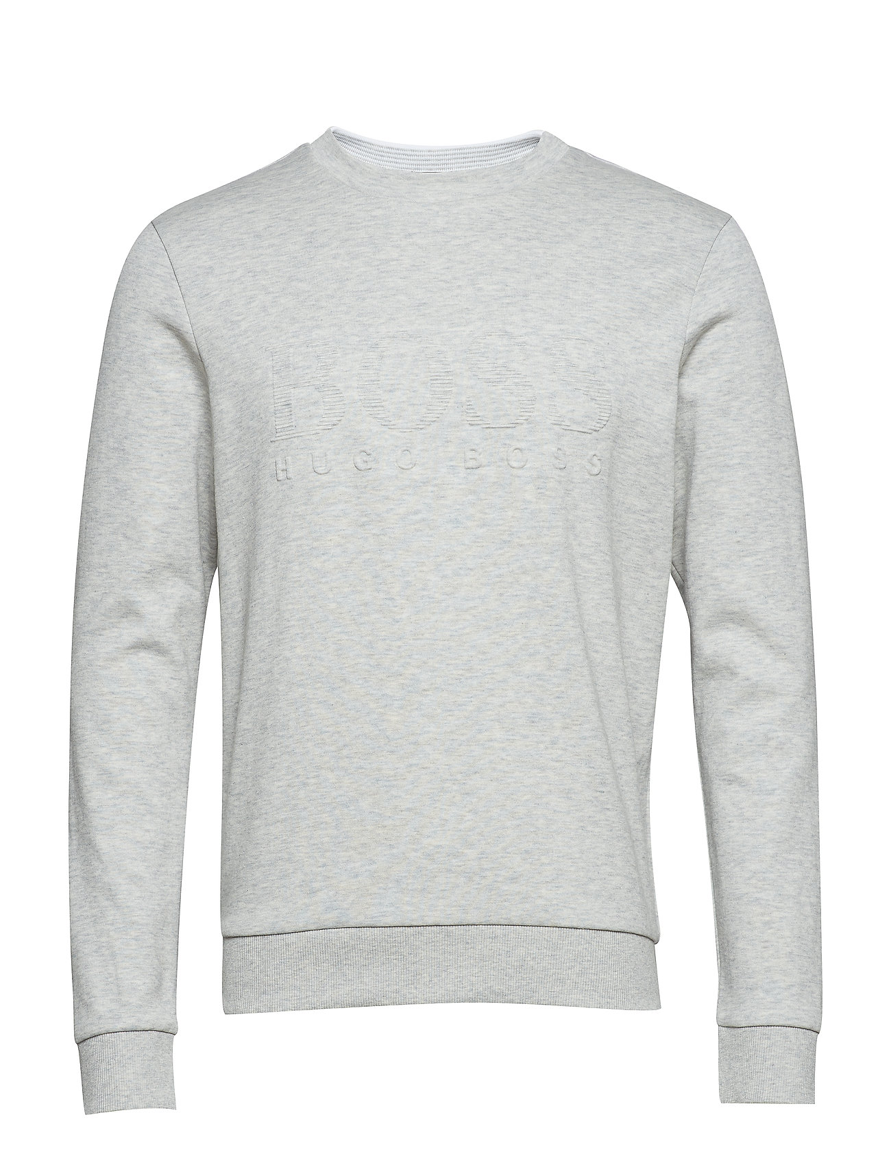 HUGO BOSS Salbo Sweat-shirt Pullover Grau BOSS ATHLEISURE WEAR
