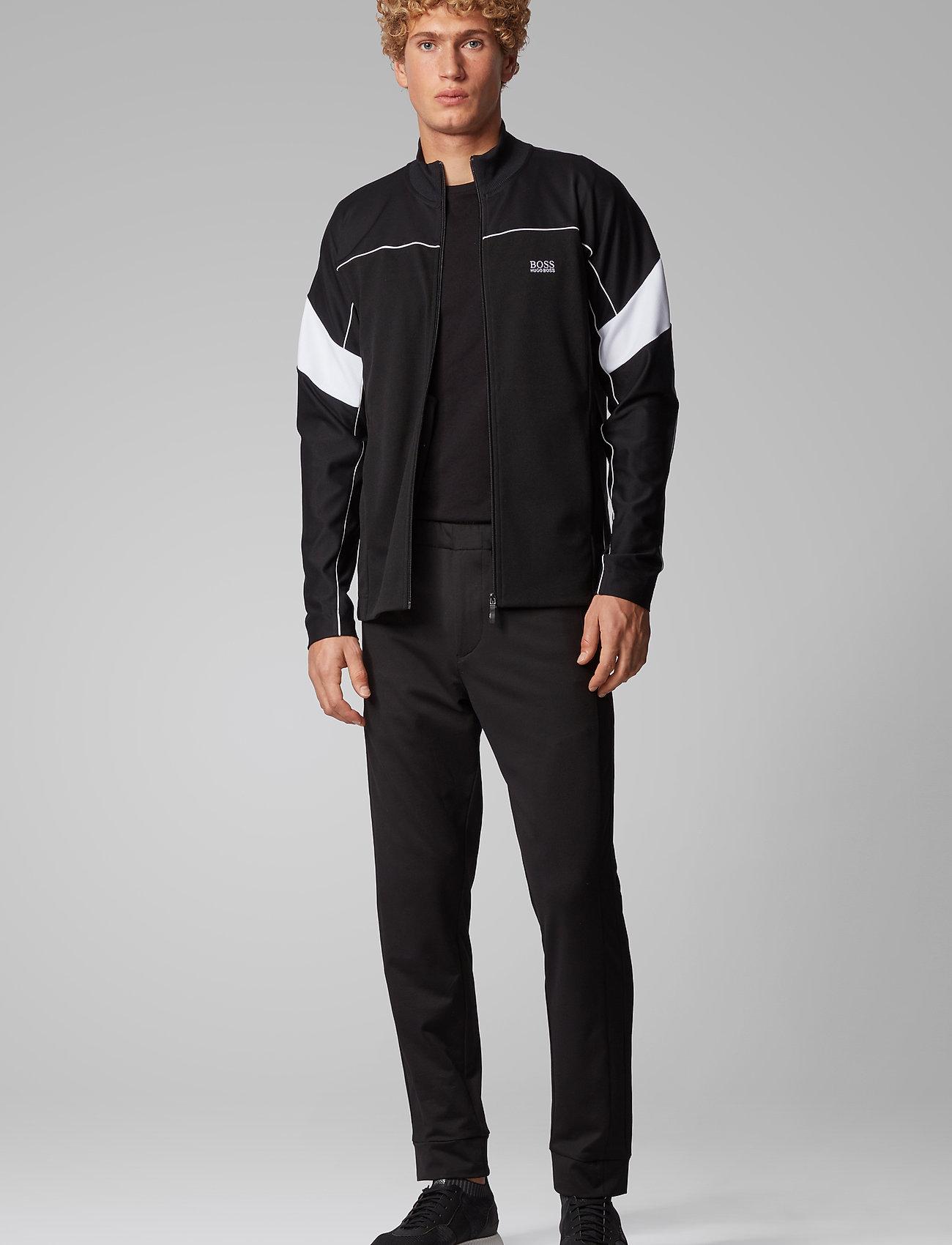 BOSS - Sicon - basic sweatshirts - black - 0