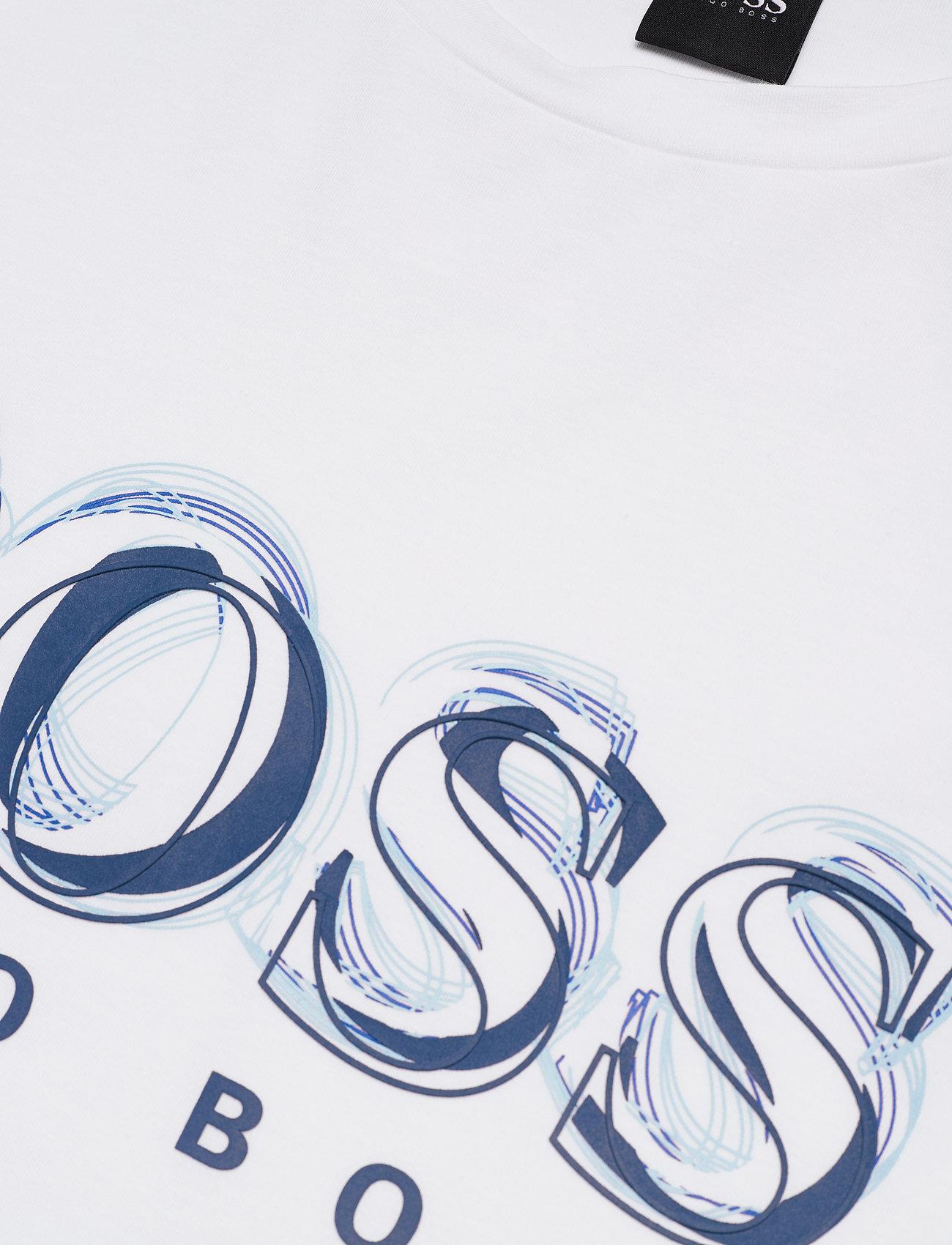 Boss Tee 4 - T-shirts White