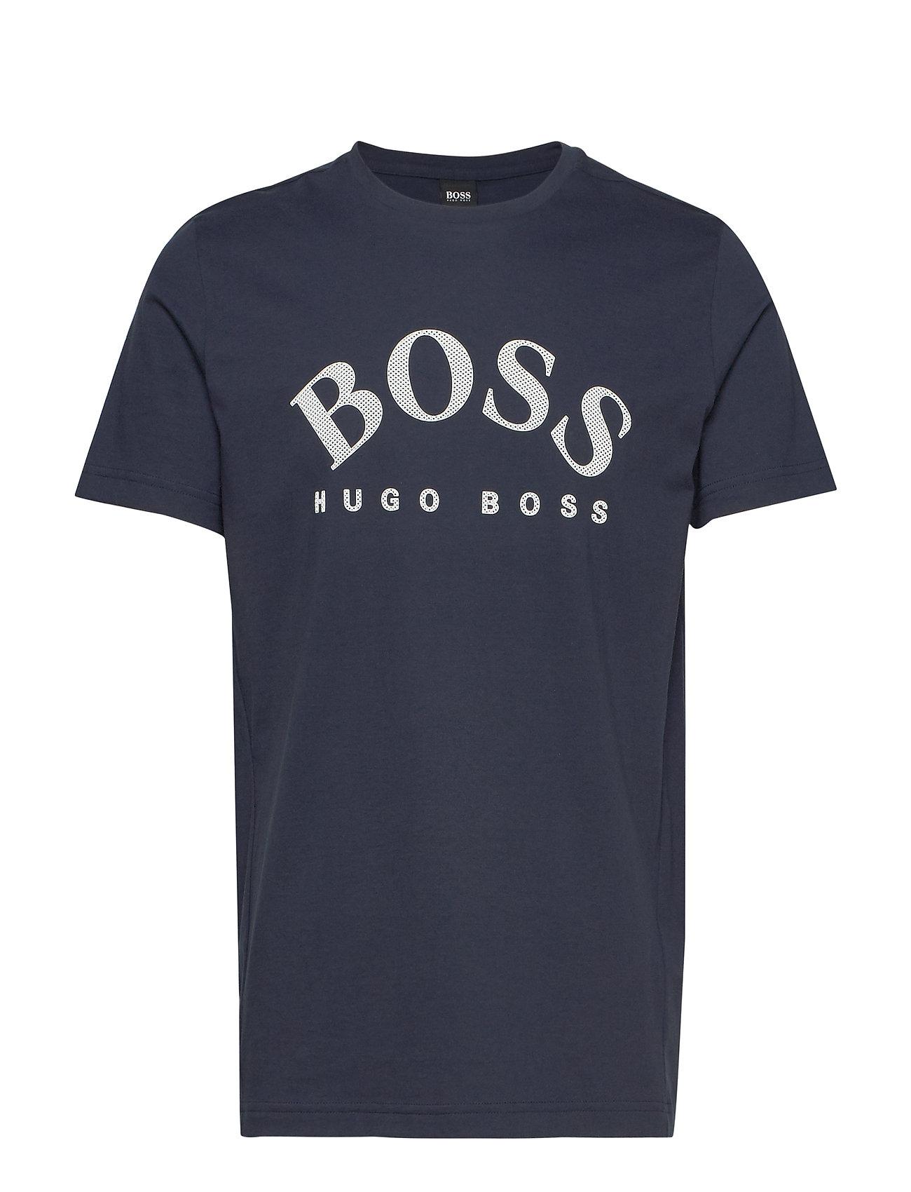 Image of Tee 5 T-shirt Blå BOSS (3409546831)