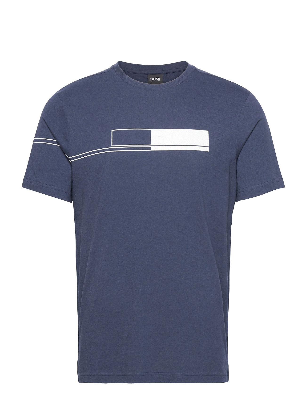 Image of Tee 1 T-shirt Blå BOSS (3466072979)