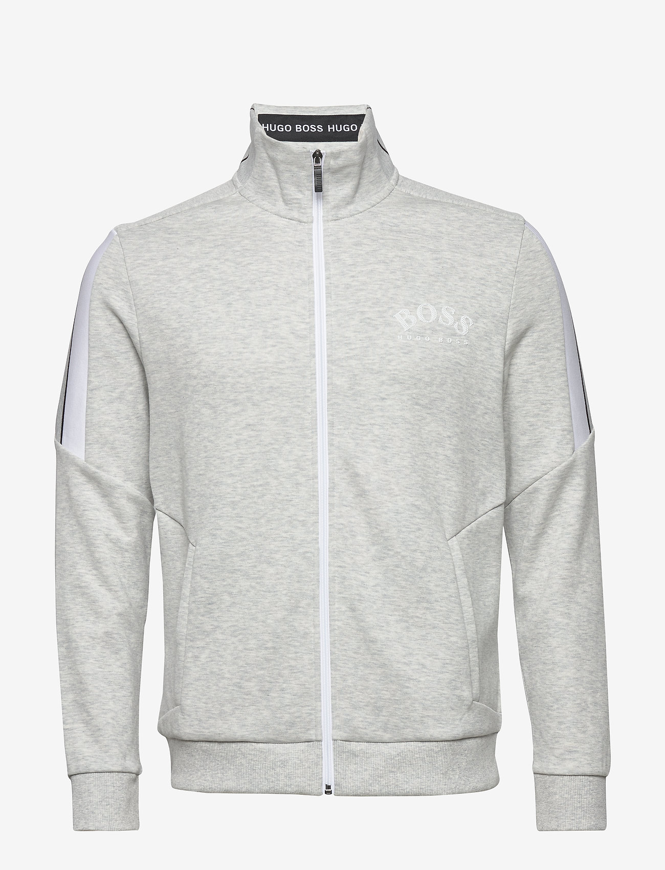 BOSS - Skaz - basic sweatshirts - light/pastel grey - 0