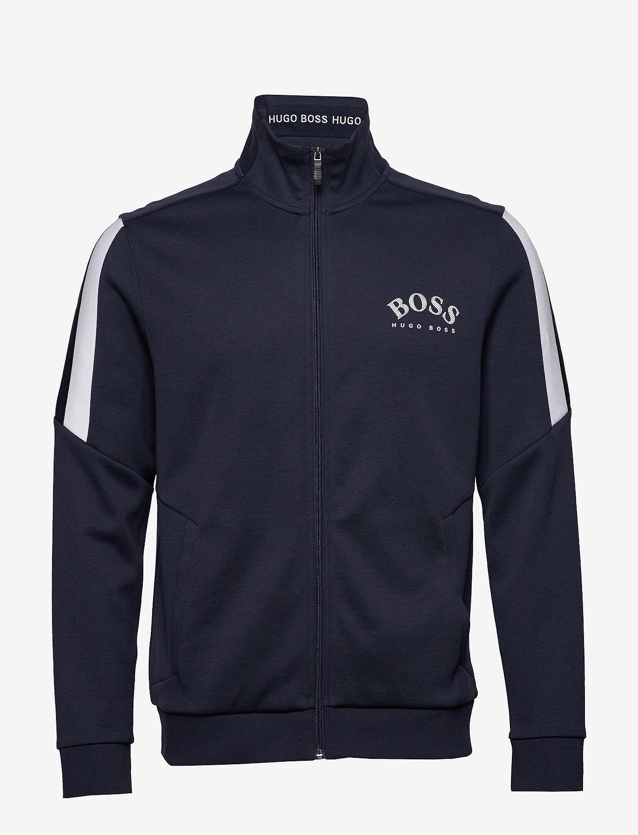 BOSS - Skaz - basic sweatshirts - navy - 0