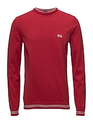 Rime_S18 - MEDIUM RED