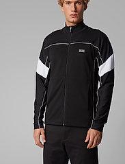 BOSS - Sicon - basic sweatshirts - black - 3