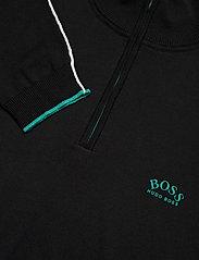 BOSS - Ziston_S21 - half zip - black - 4