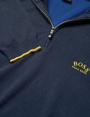BOSS - Ziston_S21 - half zip - navy - 2