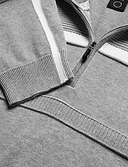 BOSS - Zemi - half zip - light/pastel grey - 2
