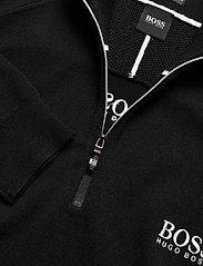 BOSS - Zenno - half zip - black - 2