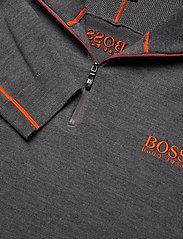 BOSS - Zenno - half zip - medium grey - 2